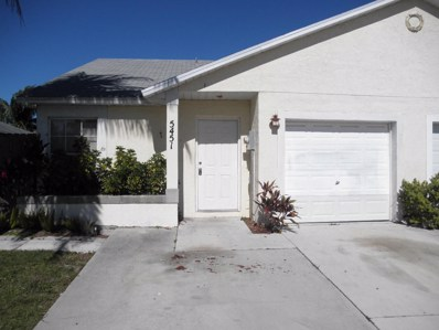 5451 Pinnacle Lane, West Palm Beach, FL 33415 - MLS#: RX-10470637