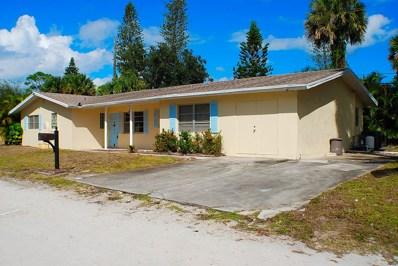 1065 NE Banyan Tree Drive, Jensen Beach, FL 34957 - MLS#: RX-10470657