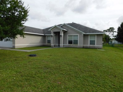 382 SW Duval Avenue, Port Saint Lucie, FL 34983 - MLS#: RX-10470706