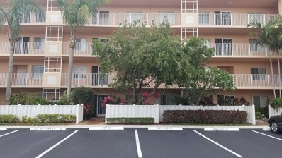 5906 Crystal Shores Drive UNIT 407, Boynton Beach, FL 33437 - MLS#: RX-10470713