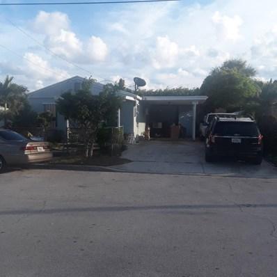 1117 W 31st Street, Riviera Beach, FL 33404 - MLS#: RX-10470814
