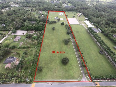 1752 C Road, Loxahatchee Groves, FL 33470 - MLS#: RX-10470874