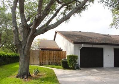 2070 Colonial Road UNIT D-6, Fort Pierce, FL 34950 - MLS#: RX-10470921