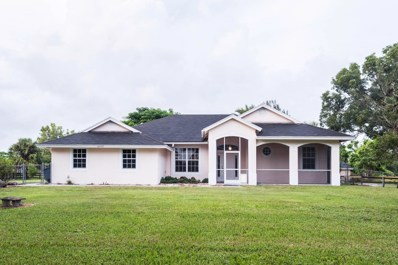 16137 E Aintree Drive, Loxahatchee, FL 33470 - MLS#: RX-10470934