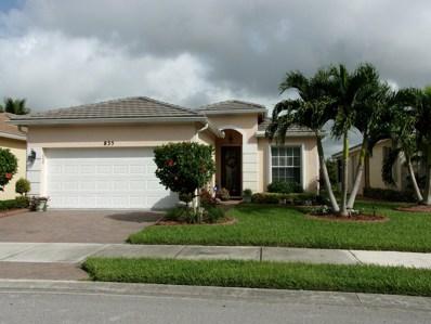 835 SW Rocky Bayou Terrace, Port Saint Lucie, FL 34986 - MLS#: RX-10470942