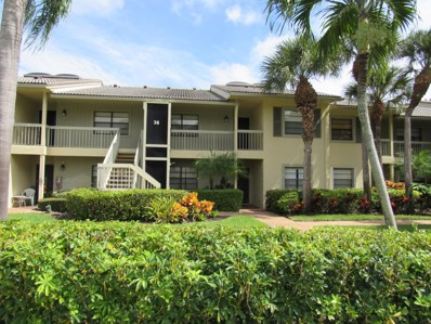 36 Eastgate Drive UNIT C, Boynton Beach, FL 33436 - MLS#: RX-10470984