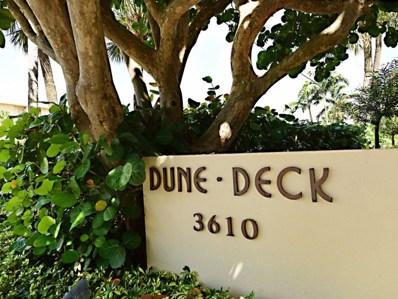 3610 S Ocean Boulevard UNIT 406, South Palm Beach, FL 33480 - #: RX-10470988
