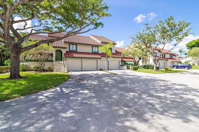 18 Lexington Lane W UNIT B, Palm Beach Gardens, FL 33418 - MLS#: RX-10470989