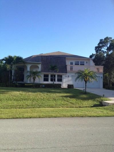 1318 SW Melrose Avenue, Port Saint Lucie, FL 34953 - MLS#: RX-10471041