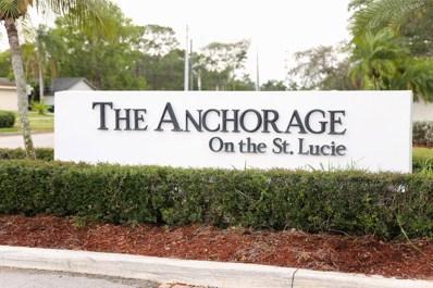2516 SE Anchorage Cove UNIT G-1, Port Saint Lucie, FL 34952 - MLS#: RX-10471045