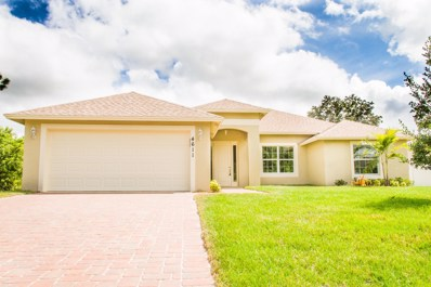 4611 SW Nackman Terrace, Port Saint Lucie, FL 34953 - MLS#: RX-10471050