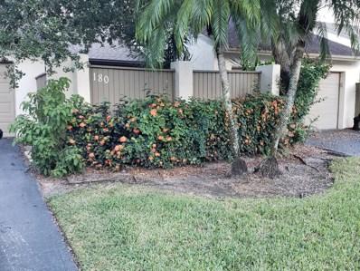 180 Pleasant Wood Drive, Wellington, FL 33414 - MLS#: RX-10471067
