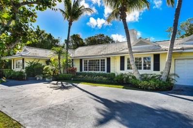 214 Plantation Road, Palm Beach, FL 33480 - MLS#: RX-10471069