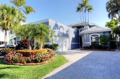 16720 Colchester Court, Delray Beach, FL 33484 - MLS#: RX-10471192