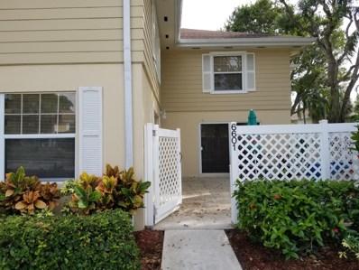 6601 Dryden Court, Boynton Beach, FL 33436 - MLS#: RX-10471308