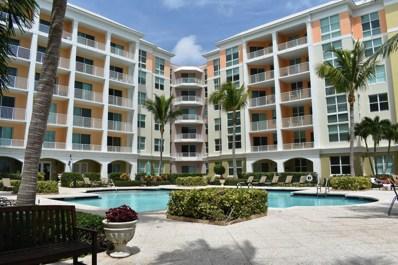 806 E Windward Way UNIT 213, Lantana, FL 33462 - MLS#: RX-10471322