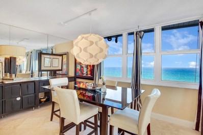 5440 N Ocean Drive UNIT 1107, Riviera Beach, FL 33404 - MLS#: RX-10471341