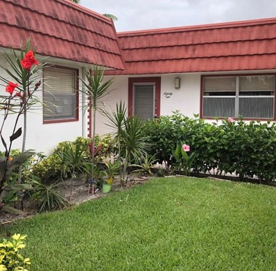 92 Waterford D, Delray Beach, FL 33446 - #: RX-10471343