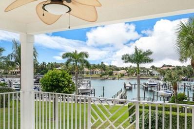 424 Bay Colony Drive N UNIT With Bo>, Juno Beach, FL 33408 - MLS#: RX-10471394