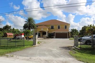 17948 33rd Road N, Loxahatchee, FL 33470 - MLS#: RX-10471435
