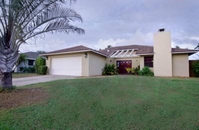 1202 Essex Drive, Wellington, FL 33414 - MLS#: RX-10471444