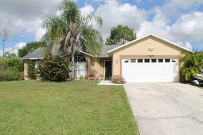245 SW Christmas Terrace, Port Saint Lucie, FL 34984 - MLS#: RX-10471494