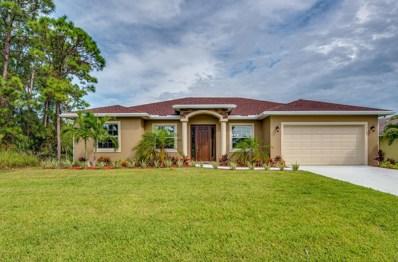 1713 SW Janette Avenue, Port Saint Lucie, FL 34953 - #: RX-10471512