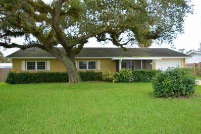 7703 James Road, Fort Pierce, FL 34951 - MLS#: RX-10471526