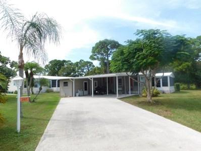 207 Mangrove Bay Place UNIT 11, Fort Pierce, FL 34982 - MLS#: RX-10471527