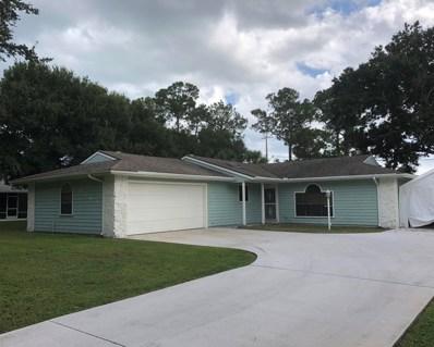 7303 Citrus Park Boulevard, Fort Pierce, FL 34951 - MLS#: RX-10471564