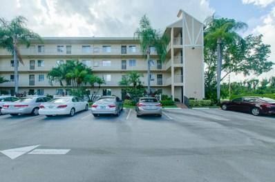 14307 Bedford Drive UNIT 308, Delray Beach, FL 33446 - MLS#: RX-10471565