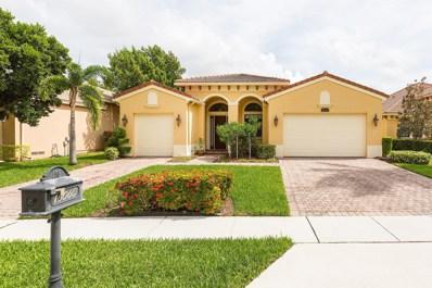 16060 Glencrest Avenue, Delray Beach, FL 33446 - #: RX-10471588
