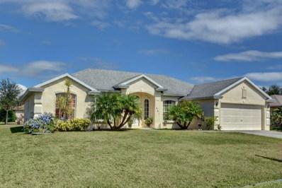 661 SW Saragossa Avenue, Port Saint Lucie, FL 34953 - MLS#: RX-10471591