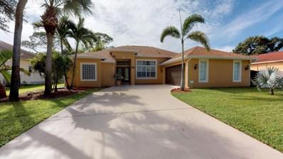 1938 SW Aladdin Street, Port Saint Lucie, FL 34953 - MLS#: RX-10471609