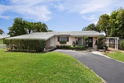 10 NE 22nd Street, Delray Beach, FL 33444 - MLS#: RX-10471615