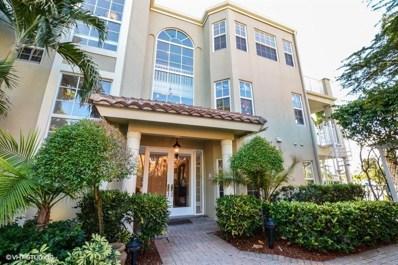 1125 Bel Air Drive, Highland Beach, FL 33487 - MLS#: RX-10471678