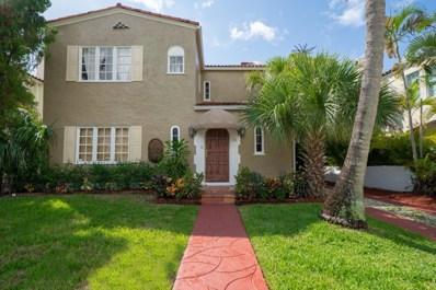 310 Granada Road, West Palm Beach, FL 33401 - MLS#: RX-10471726