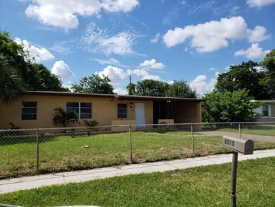 3610 NW 4th Street, Lauderhill, FL 33311 - MLS#: RX-10471771