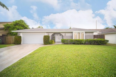 1109 Rainwood Circle, Palm Beach Gardens, FL 33410 - MLS#: RX-10471957