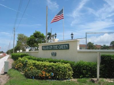 717 S Us Highway 1 UNIT 408, Jupiter, FL 33477 - MLS#: RX-10471964