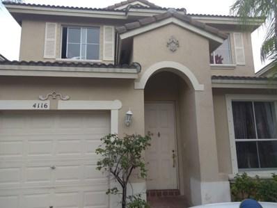 4116 Meade Way, West Palm Beach, FL 33409 - MLS#: RX-10471991