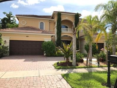 600 Glenfield Way, West Palm Beach, FL 33411 - MLS#: RX-10472018