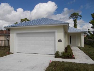 6943 Mitchell Street, Jupiter, FL 33458 - MLS#: RX-10472019