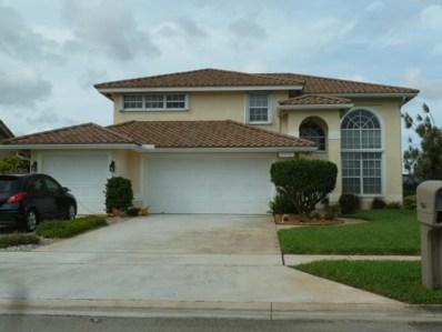 6687 Lake Island Drive, Lake Worth, FL 33467 - MLS#: RX-10472054