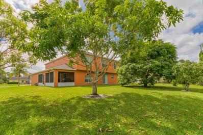 101 SW Donna Terrace, Port Saint Lucie, FL 34984 - #: RX-10472068