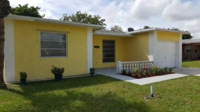 6350 Kimberly Boulevard, North Lauderdale, FL 33068 - MLS#: RX-10472180