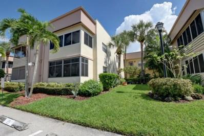 346 Burgundy H, Delray Beach, FL 33484 - MLS#: RX-10472188