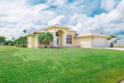 4382 SW Paley Road, Port Saint Lucie, FL 34953 - MLS#: RX-10472197