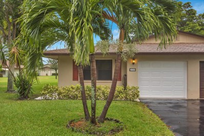 1665 Palmland Drive, Boynton Beach, FL 33436 - MLS#: RX-10472205