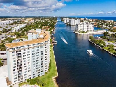 555 SE 6th Avenue UNIT 12c, Delray Beach, FL 33483 - #: RX-10472261